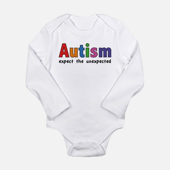 Autism Expect the unexpected Baby Outfits