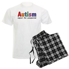 Autism Expect the unexpected Pajamas