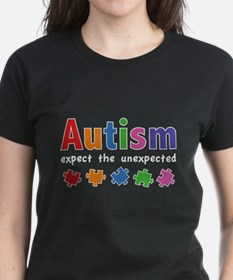 Autism Expect the unexpected Tee
