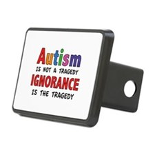 Autism Is Not A Tragedy Hitch Cover