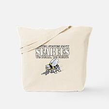 USN Navy Seabees Bee Tote Bag