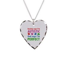 God Says I'm Perfect Necklace