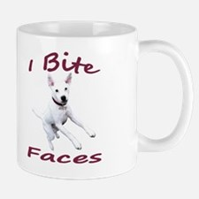JRT I bite faces Mug