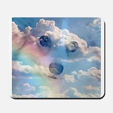 Sky Corgi Mousepad