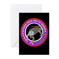 TAKE DRAGON Greeting Cards (Pk of 10)