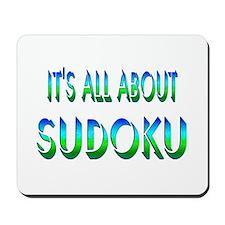 About Sudoku Mousepad