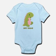 Customizable Dinosaur Print Body Suit