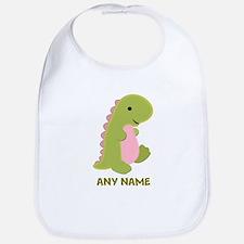 Cute Dino Bib