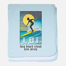 Surfer... baby blanket