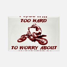 Cholesterol Dirt Bike Motocross Funny T-Shirt Rect