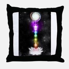 Sacred self Throw Pillow