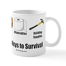Keys to Survival Mug