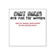 Clinically Insane Dirt Bike Motocross Funny Shirt