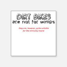 Clinically Insane Dirt Bike Motocross Funny Shirt