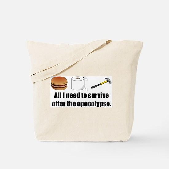 Necessities Tote Bag