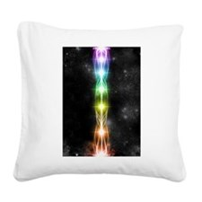 In Balance Square Canvas Pillow