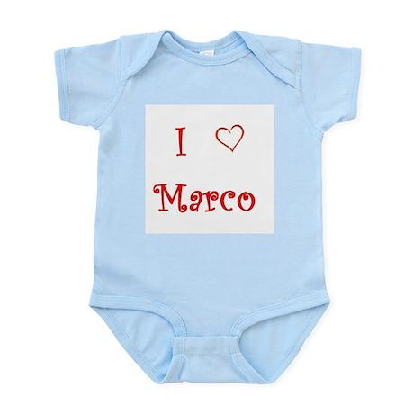 I heart Marco Rubio Body Suit
