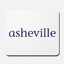 Asheville Mousepad