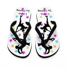 SKATER GIRL Flip Flops