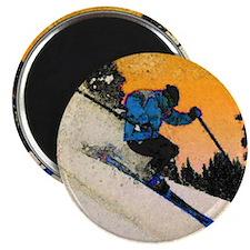skier1 Magnet