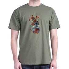 Kokopelli Spirit T-Shirt