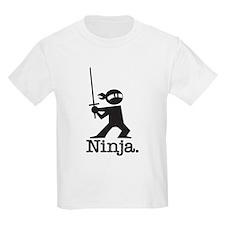 Ninja. T-Shirt
