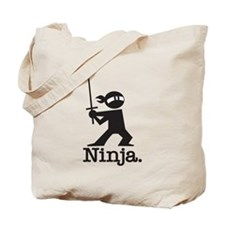 Ninja. Tote Bag