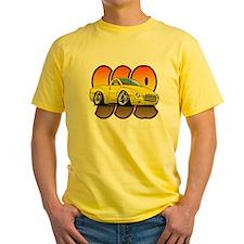 Yellow SSR T-Shirt
