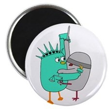 "Liberty and Justice for All 2.25"" Magnet (10 pack)"