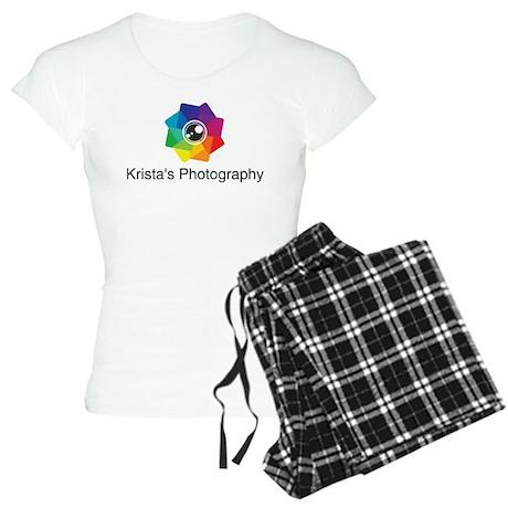 Kristas Photography logo Pajamas