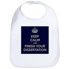 Keep Calm and Finish Your Dissertation Bib