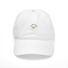 Fresh Cream with Black and Yellow Baseball Baseball Cap