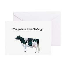 Roxy Holstein Cow Greeting Cards (Pk of 20)