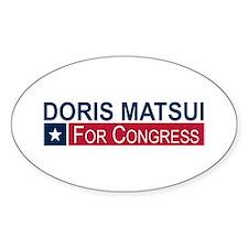 Elect Doris Matsui Decal