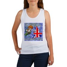 Salute to Britain Tank Top