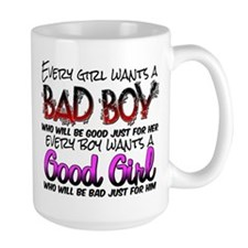 Bad Boy - Good Girl Mug