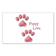 Puppy Love Decal
