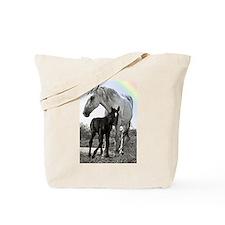 Mare Colt High Contrast Tote Bag