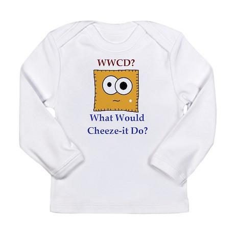 WWCD? Long Sleeve T-Shirt