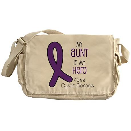 Aunt CF Hero Messenger Bag