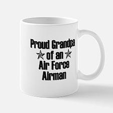 Air Force Proud Grandpa Mug