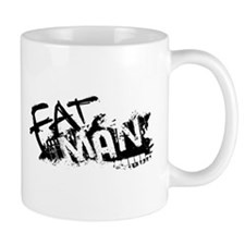 Fat Man Logo Mug