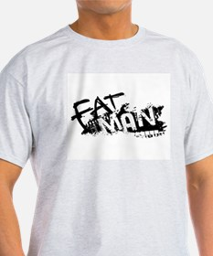 Fat Man Logo T-Shirt