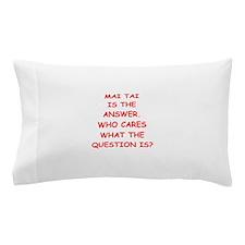 mai tai Pillow Case