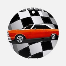 Original Musclecar 1966 Ornament (Round)