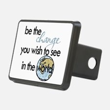 Be the change2 Hitch Cover