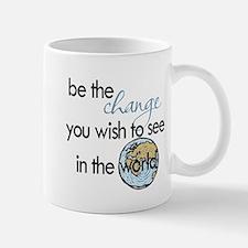 Be the change2 Mug