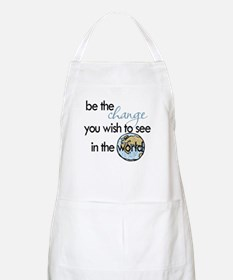Be the change2 Apron