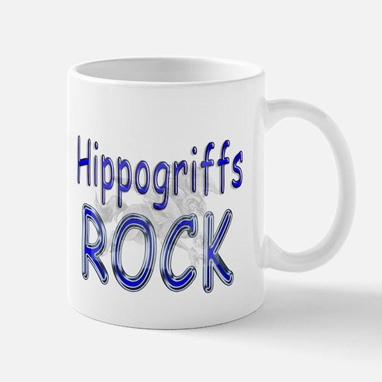 Hippogriffs Rock Mug