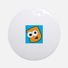 Tater Tot Ornament (Round)